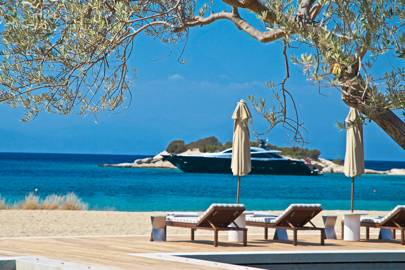 New hotels in Spetses, Greece