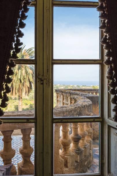 Villa Valguanera, Sicily
