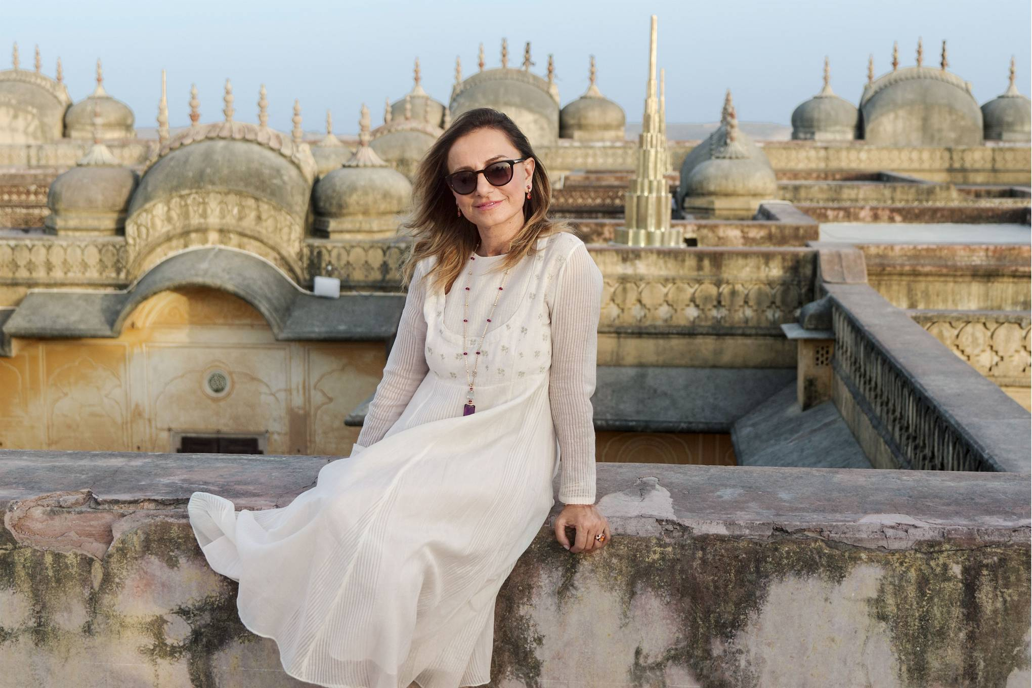 Lucia Silvestri on her favourite places in Jaipur