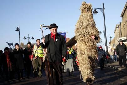 Whittlesea Straw Bear Festival