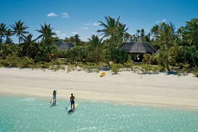 The Brando private-island resort
