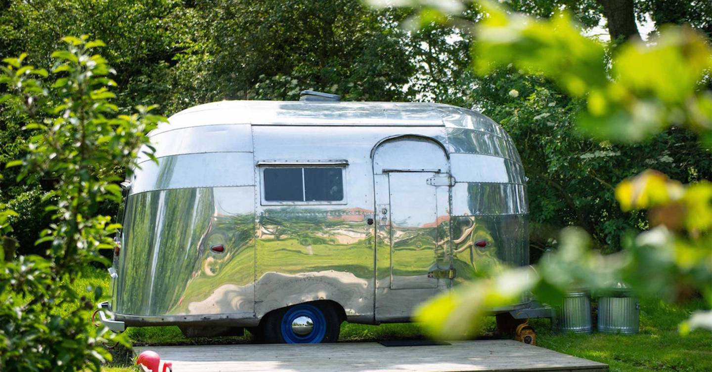 The best vintage airstreams in the UK