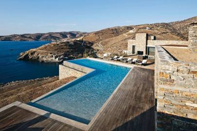 Villa Selene, Greece