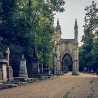 Green Chain: Crystal Palace to Nunhead Cemetery