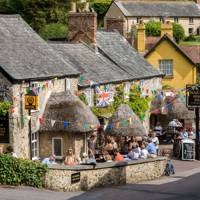 The Masons Arms, Branscombe Beach, Devon