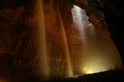 9. Gaping Gill, North Yorkshire