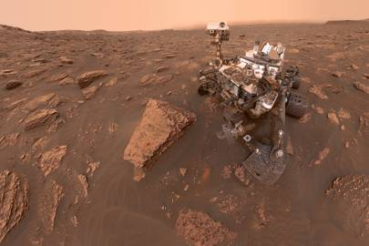 5. NASA Curiosity Rover
