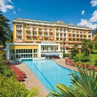 4. Palace Merano – Espace Henri Chenot, Merano, Italy. Score 89.41