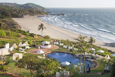Rock Pool, Goa
