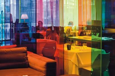ME Barcelona's Sky Food Restaurant