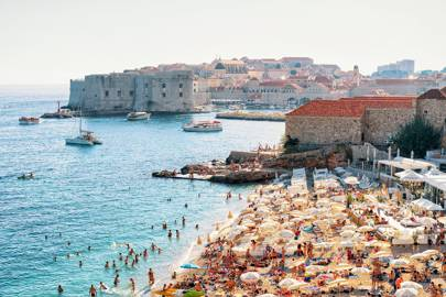 7. Banje, Dubrovnik, south Dalmatia