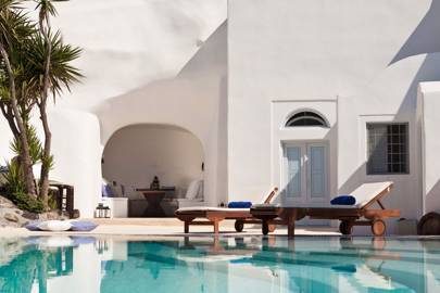 Alta Vista Suites pool, Santorini