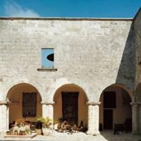 Il Convento di Santa Maria di Constantinopoli, Puglia