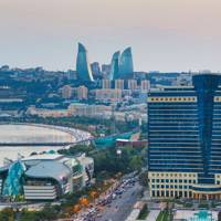 Getting to Baku, Azerbaijan