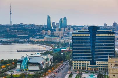 Getting to Baku, Azerbaijan