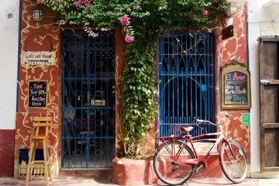 Café del Mural