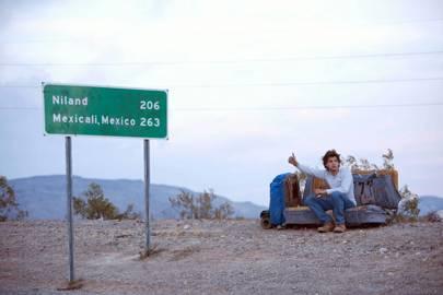 INTO THE WILD (2007): ALASKA