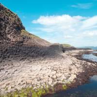Staffa island, Inner Hebrides