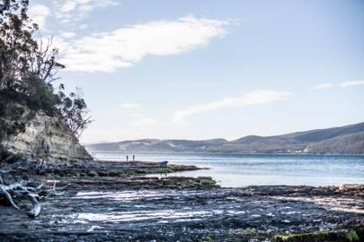 16. Tasmania