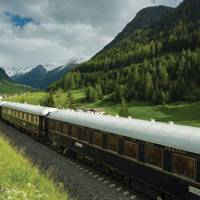 Ride the Venice Simplon-Orient-Express