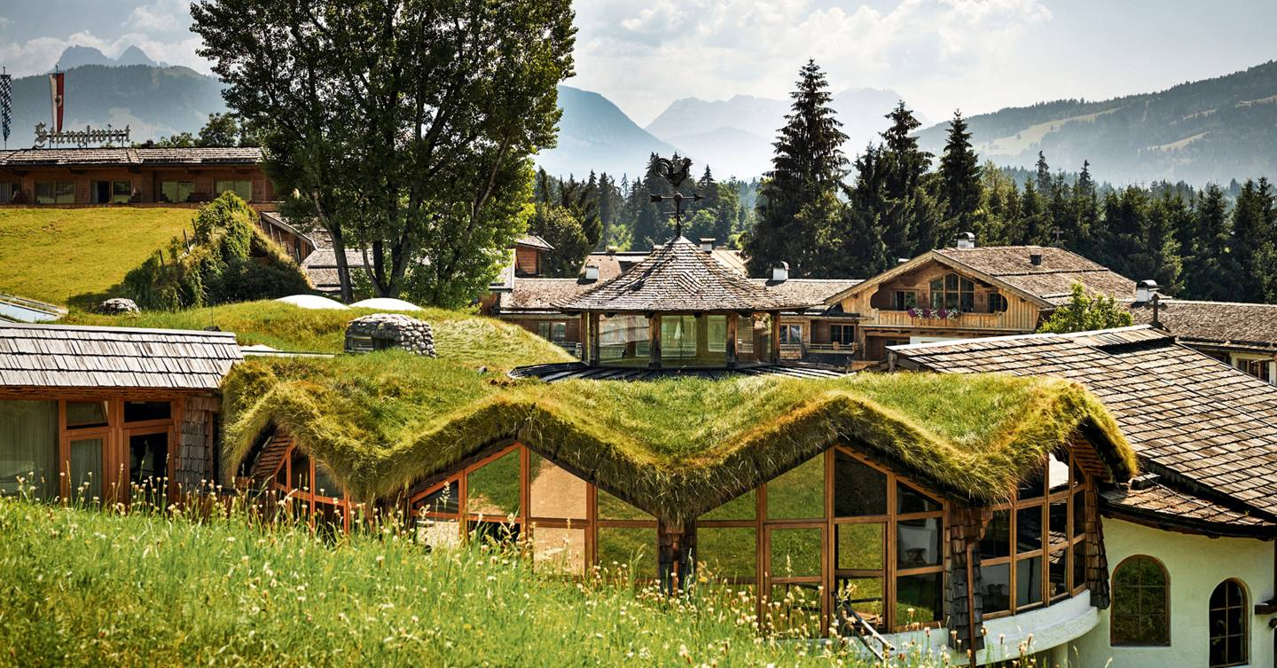 Stanglwirt, Austria – spa review