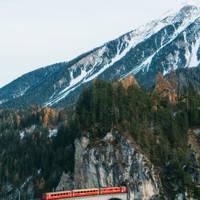 3. The Alps, France/Italy/Switzerland