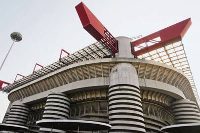 San Siro football stadium, Milan