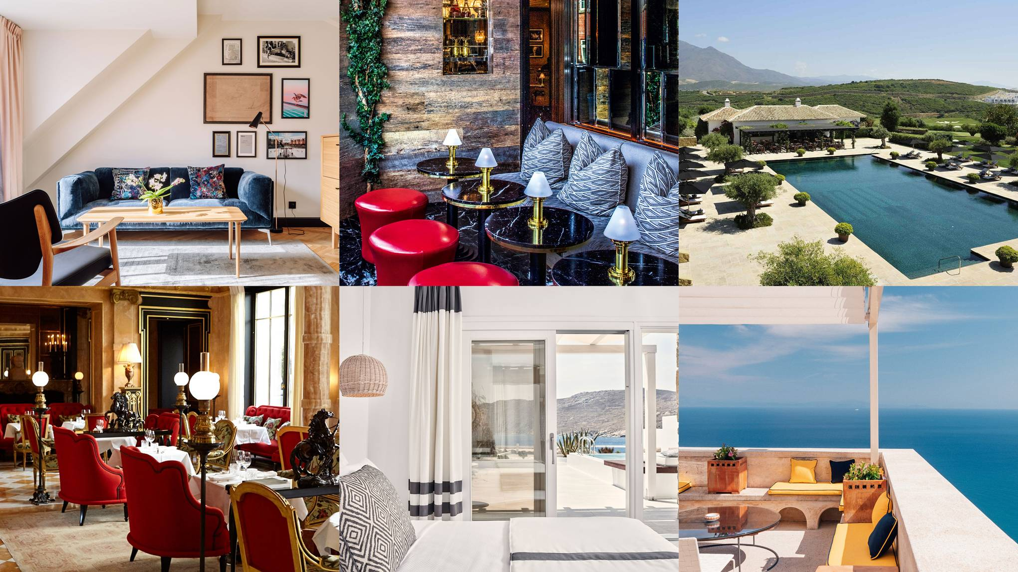 The best hotels in Europe 2019