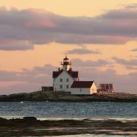 Inn at Cuckolds Lighthouse, Maine