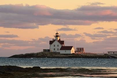 Inn at Cuckolds Lighthouse, Maine