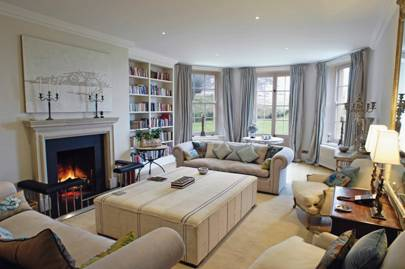 Sarsden Manor, Oxfordshire