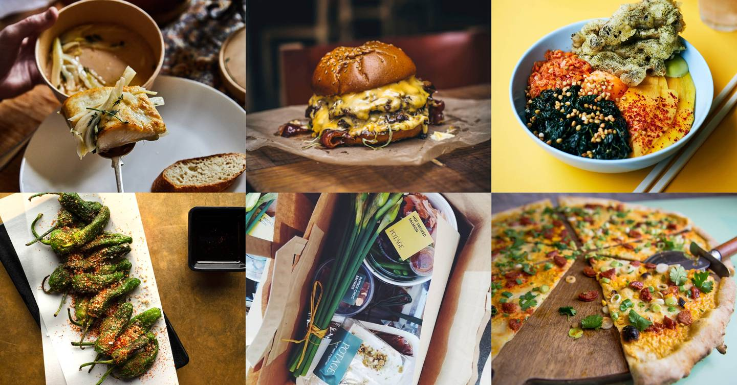 The best restaurants to order delivery from in London