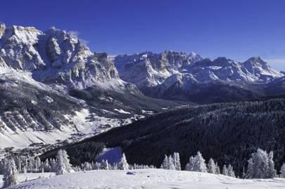 San Cassiano & Corvara, Italy