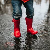 Puddle Jumping Championships, London Wetland Centre