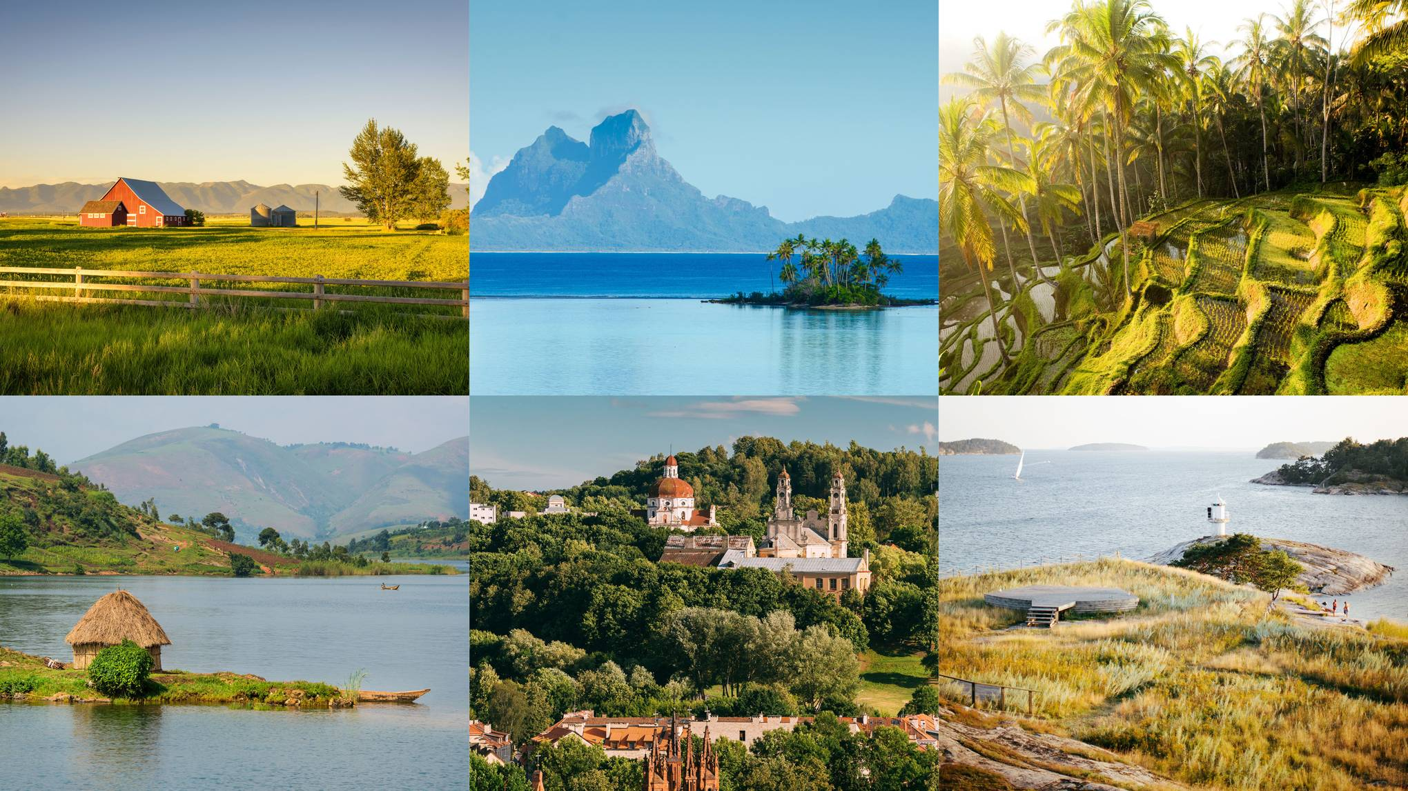 Where is not too hot in August? Our top 10 destinations