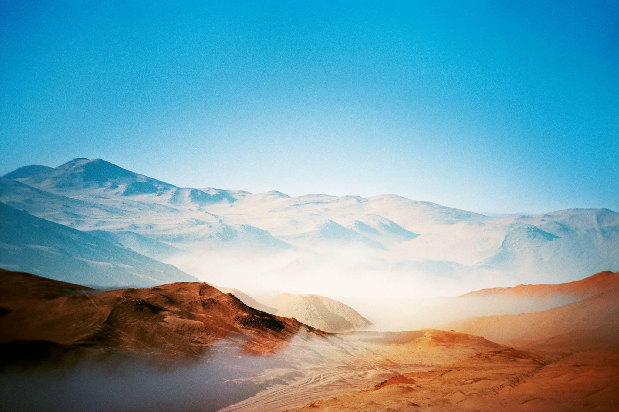A solo road trip through the Atacama Desert
