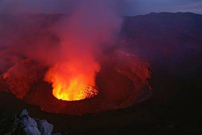 Nyiragongo, Democratic Republic of Congo