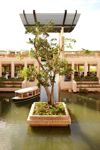 5. Banyan Tree Mayakoba, Mexico