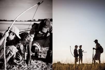 Botswana for children