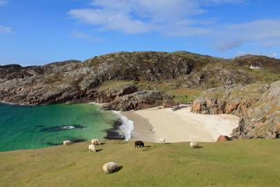 8. Achmelvich Beach, Lochinver