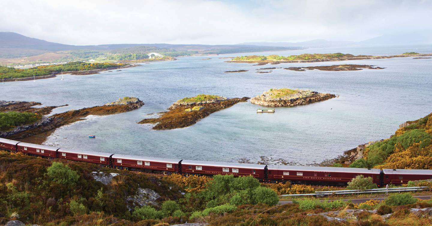 6 scenic train journeys in Scotland: see the stunning pictures