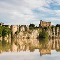 Chepstow Castle - Wye Valley