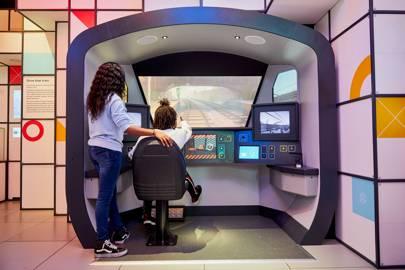 Future Engineers, Museum of Transport