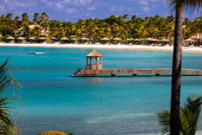 9. Jumby Bay, Antigua