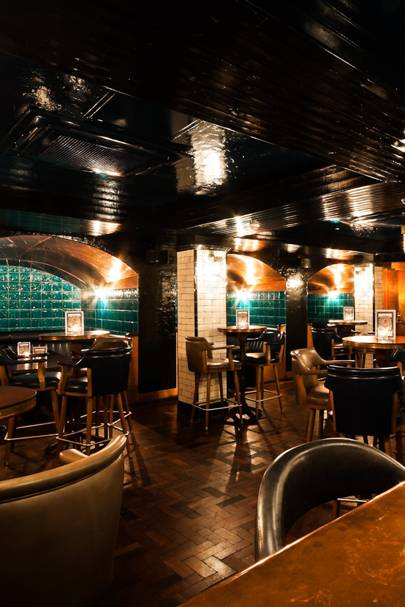 Spitalfields bar at Hawksmoor