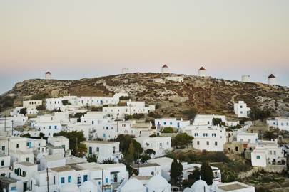 7. Honeymoons in Greece