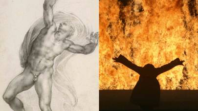 Bill Viola/Michelangelo