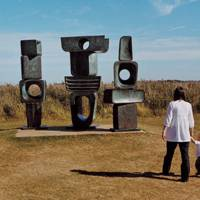 Barbara Hepworth's The Family of Man