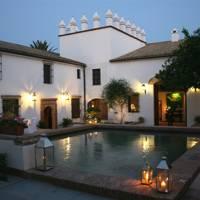 A romantic hacienda in Andalucia