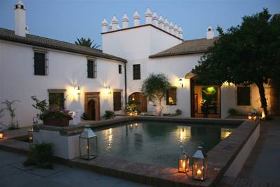 A romantic hacienda in Andalucia